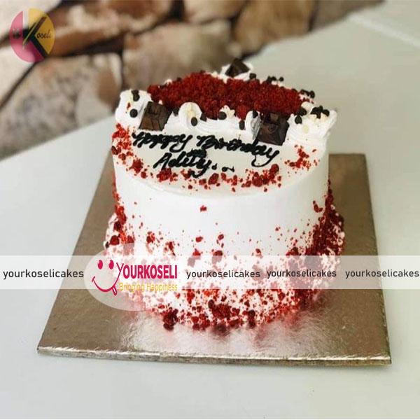 Nepal Red Velvet Cake