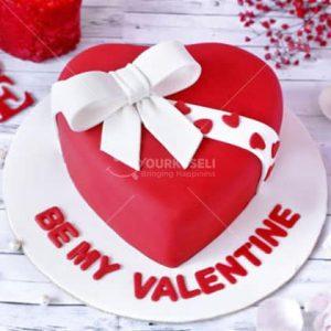 Heart-Shaped-Valentine-Cakes