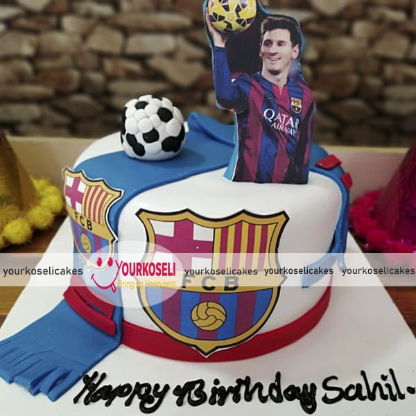 Messi-Themed-Cakes-in-Nepal