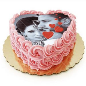 Photo-Printed-Valentine-Cakes