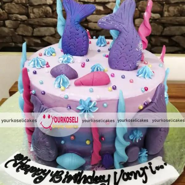 Fishy-Themed-Cake-in-Nepal
