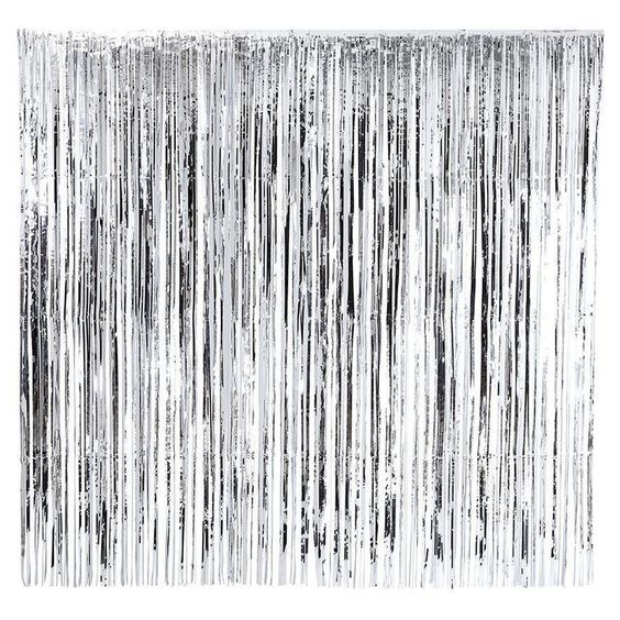 Silver-Foil-Curtains-in-Nepal