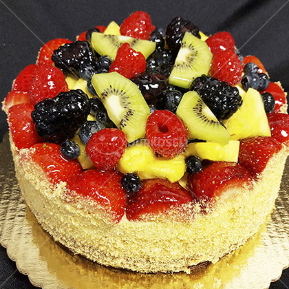 Fruit-Cheese-Cake-Nepal