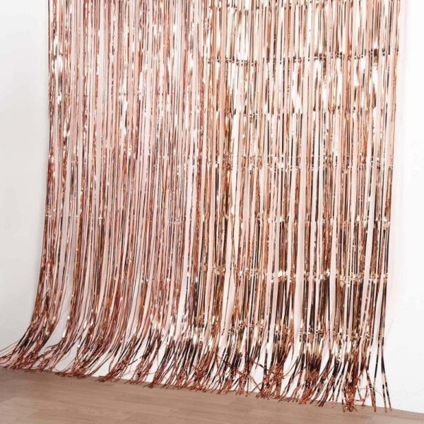 Rose-Gold-Foil-Curtains