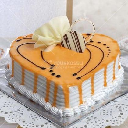 Heart-Shaped-Butterscotch-Cakes-Nepal