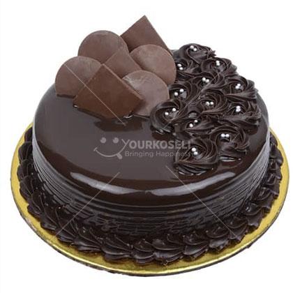 Yummylicious-Chocolate Cake