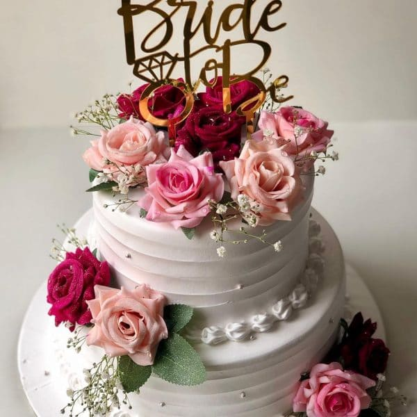 Bride to Be Cake Nepal