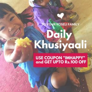 Daily-Khusiyaali