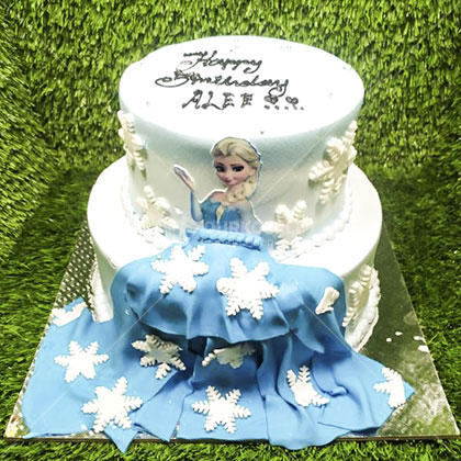 Frozen-Themed-Cakes-in-Nepal