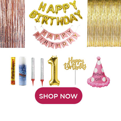 Party Supplies in Nepal