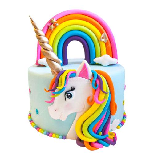 Unicorn Cakes in Nepal