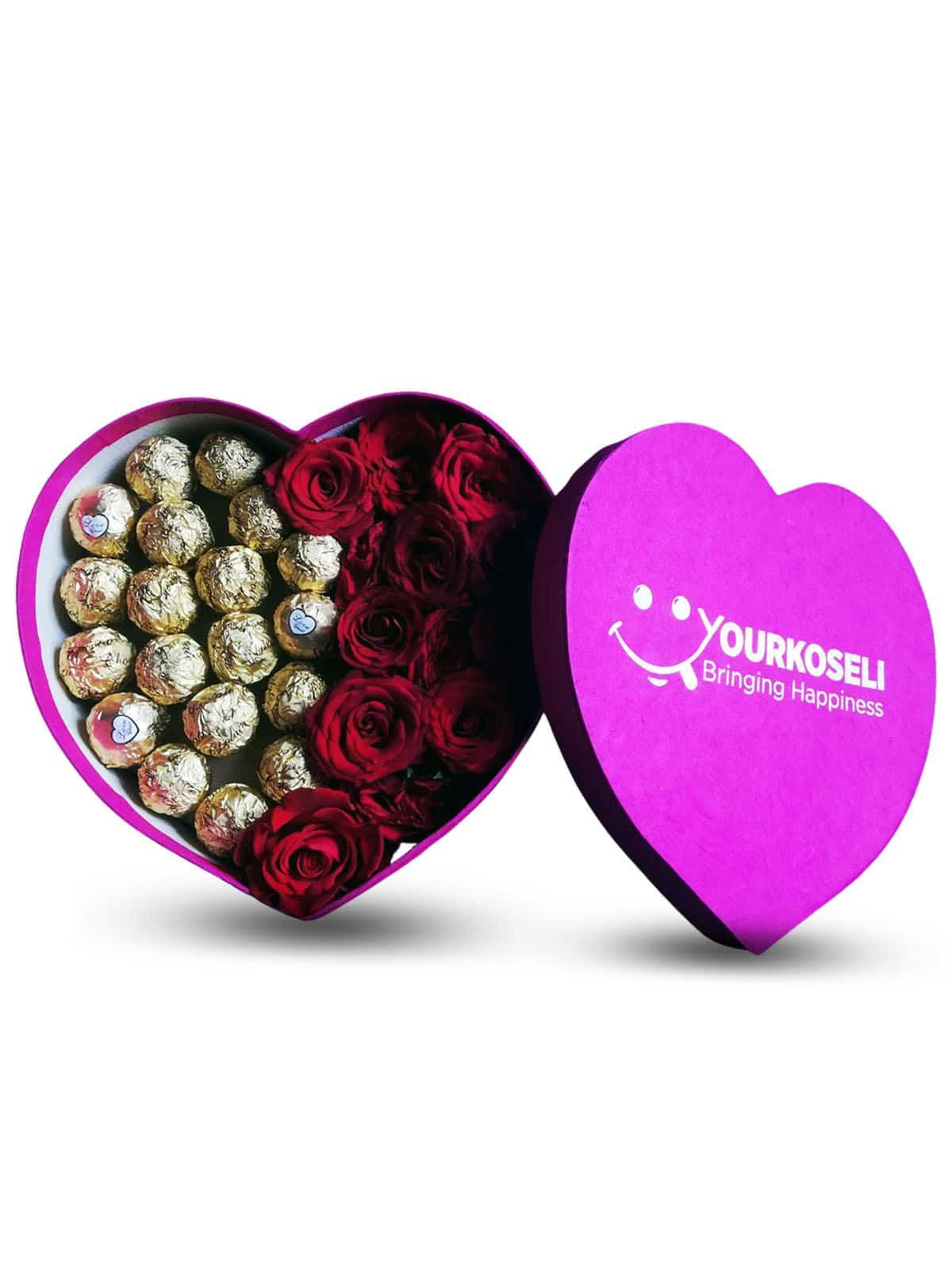 Chocolate-Rose-Gift-Box