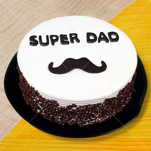 Super Dad Cake YourKoseli