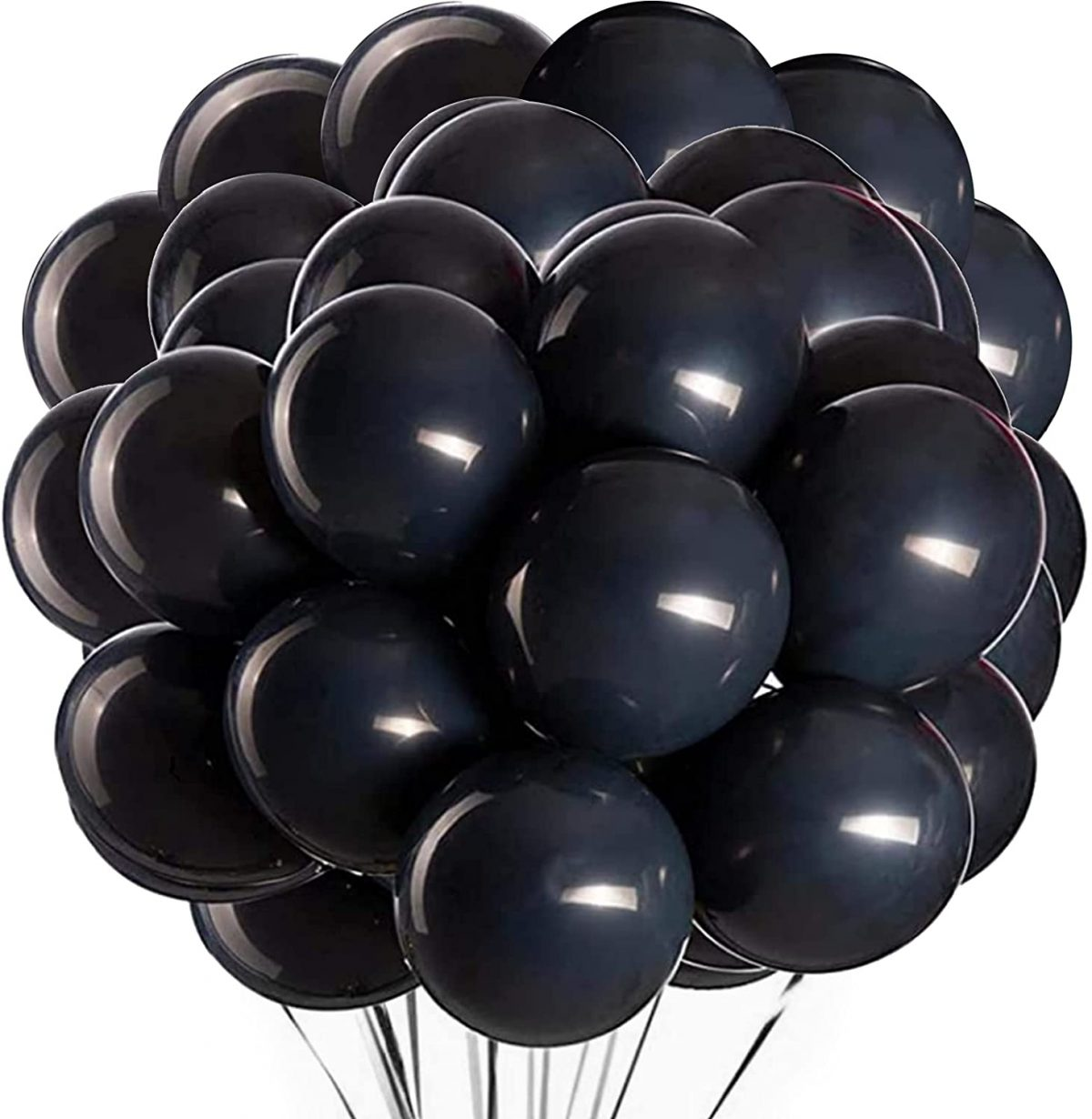 Birthday Black Balloons Nepal