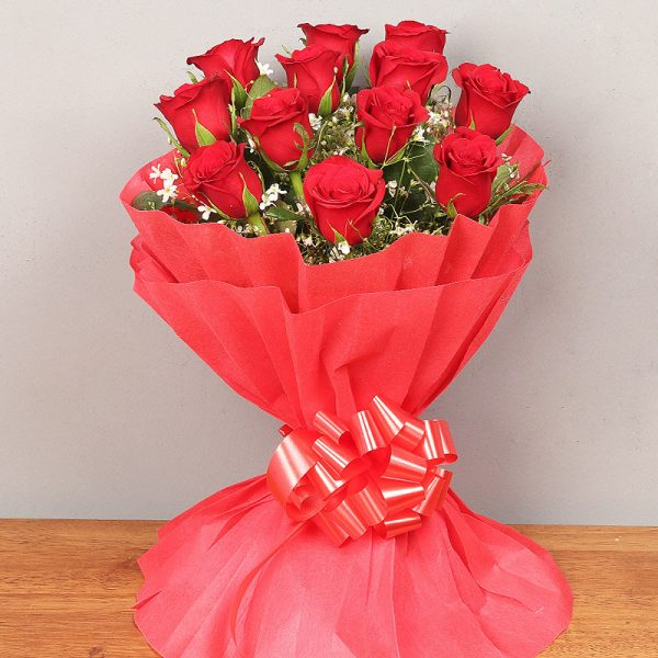 Red Rose Flower Delivery Nepal
