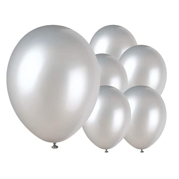 Silver Balloons in Nepal